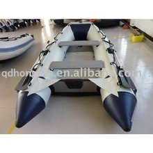 sell 3.6M rowing inflatable fishing boat outboards engine