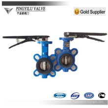 gate valve flanged made in china electric actuator valve