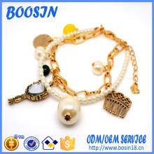 Conception de bracelet en alliage bon marché en usine