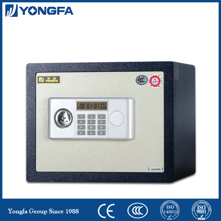 Mini home electronic safe deposit box