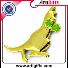 Chapado en oro metal coche insignias emblemas de automóviles