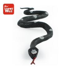 шаньтоу чэнхае фабрика игрушек оптовая мини резиновая змея для ребенка