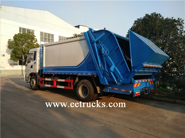 16 Ton Trash Compactor Trucks