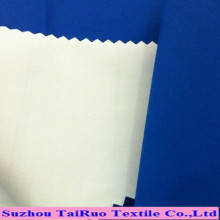 Milky Coated 100% Polyester Taslon Fabric for Garment