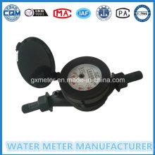 Plastic Water Meter of Multi-Jet Dry Type Mechanical Series