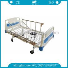 АГ-BM301 один функция CE ISO медицинский электрооборудование дешевые больничной койке для продажи