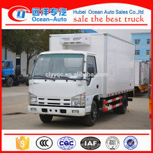 Kapazität 3000 kg Japanischer Kühlwagen LKW