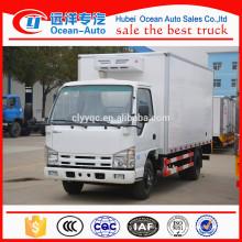Capacity 3000 kg Japanese Refrigerator Truck