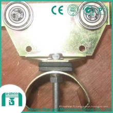 Chariot de câble d'accessoire de système de Festoon