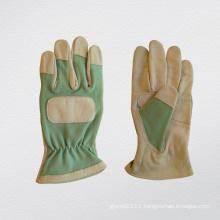 Goatskin Leather Double Palm Garden Glove-7316.04