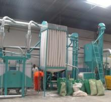 30t/24h Maize Flour Milling Equipment