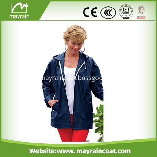 Ladies PVC Jacket