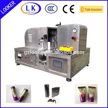 Máquina de soldadura ultrasónica de tubo suave de plástico