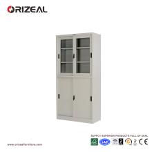 Cabinet de porte en verre coulissant Orizeal (OZ-OSC011)