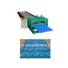 QJ 1100 arc viés vitrificada máquina formadora de azulejo