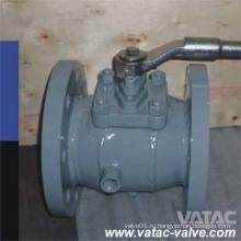 Регулярный порт Cl300&cl600 в&Cl900 Фланцевый CF3m/Евро-3 пожаробезопасен Клапан штепсельной вилки