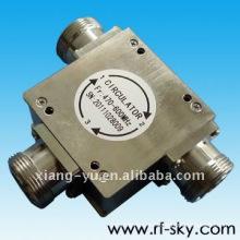 Circulador coaxial Rf de alta potencia 470-600MHz