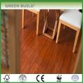 Plancher de bambou solide de couleur dorée Handscraped 15mm