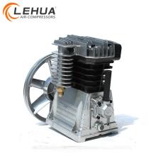 2.2kw 3hp 2065 cabeza del compresor de aire con polea