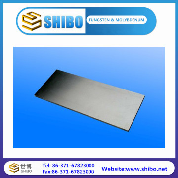 99.95 High Purity Molybdenum Sheet Leading Manufacturer