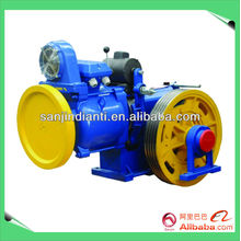 Elevator Traction Machine, Traction Machine For Elevator, Traction Machine