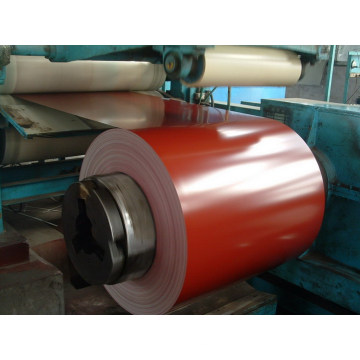 El color cubrió la bobina de acero de alta calidad (SC-022)