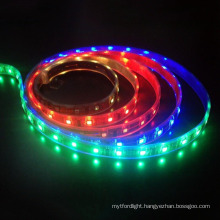 LED RGB Color Flexible Light Tape DC12V/24V