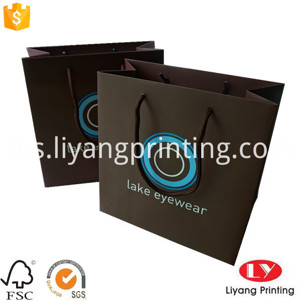 custom printed paper bag