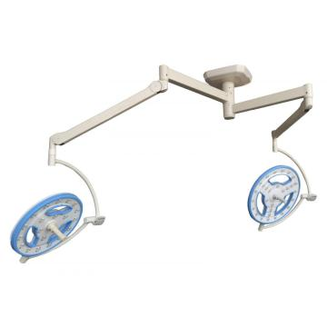 Hollow type LED surgical lamp
