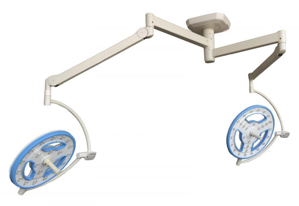 hollow type surgical lamp
