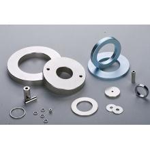Конкурентоспособный магнит NdFeB неодимия кольца постоянный с RoHS / SGS