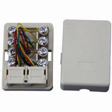 Rj11/Rj12/RJ45 Telephone Socket with Good Price for St-Tbs8