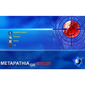 analisador de corpo metatron 4025 hunter nls