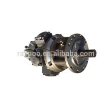 Hidráulico, motor, hidráulico, girar, dispositivo