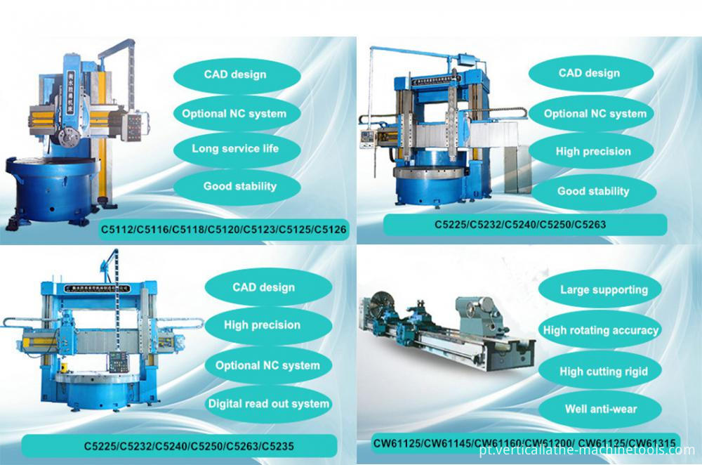 Horizontal cnc milling machine