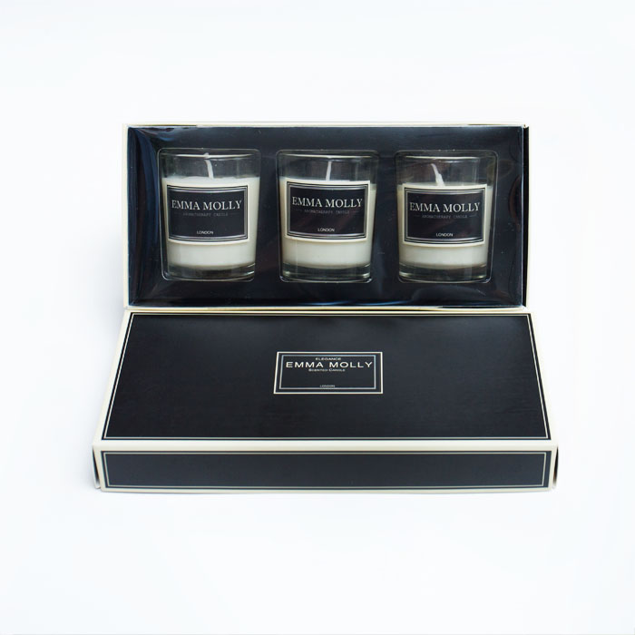 Candle Paper Gift Box