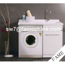 2012 hot design PVC laundry cabinet