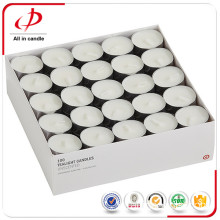 Lilin Tealight Tongkat Putih Flameless