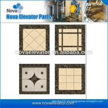 Aufzug Heißer Verkaufs-Fußboden mit Dekoration