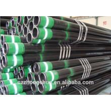 API 1 tubo para campo de petróleo com acoplamento víbora