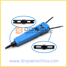 Punch Down Tool dengan Network Wire Cutter
