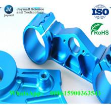 Blaue Farbe Auto Teil Aluminium Druckguss