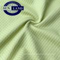 100% Polyester-Dry-Fit-Jacquard-Karostoff für T-Shirts oder Polo