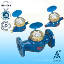 Multi Jet Dry Type Vane Wheel Water Meter