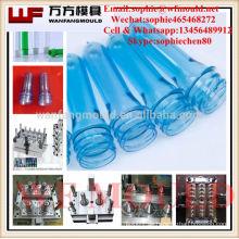 China form fabrik produktion spritzguss vorform kunststoffform 30mm hals vorform form einspritzung pet flasche vorform kunststoffform