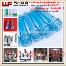 China injeção de produção de moldes de fábrica pré-forma de plástico molde 30mm pré-forma de molde de injeção de plástico pet garrafa pré-forma molde plástico