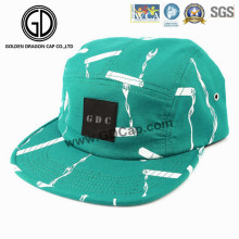 2016 Hot-Sale Coton Chapeau De Mode Menthe Verte Snapback Camper Cap