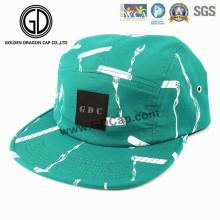 2016 hot-venda de algodão chapéu moda menta verde snapback campper cap