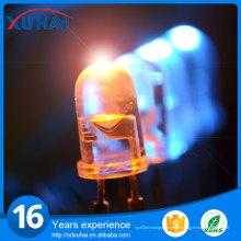 Fábrica fornece diretamente a boa qualidade 5mm diodo vermelho do diodo emissor de luz