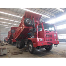 HOWO 6X4 50 Tonnen Sinotruk Mining Truck (ZZ5507S3640AJ)
